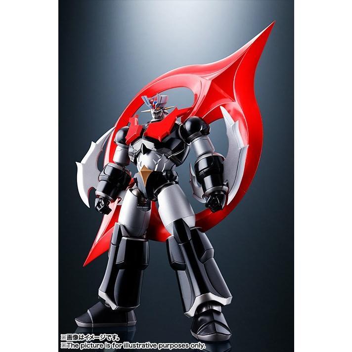 バンダイ スーパーロボット超合金 マジンガーZERO 「真マジンガーZERO」より フィギュア 4549660128656
