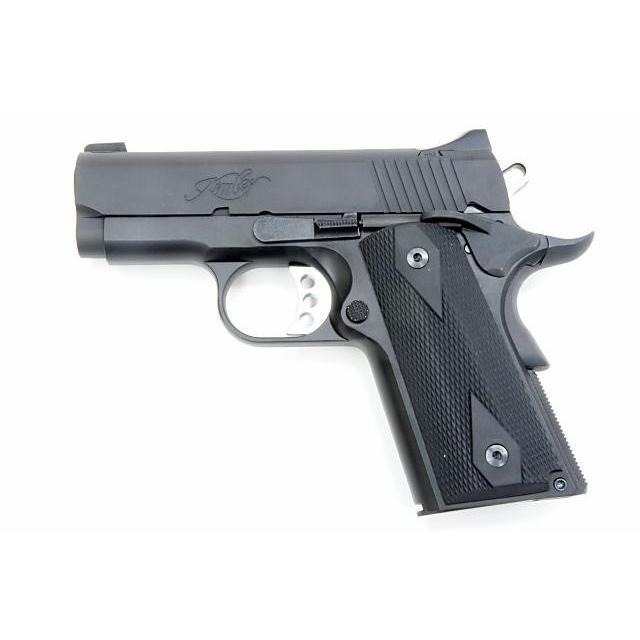 B.W.C. キンバー ウルトラキャリー2 ヘビーウエイト 新型ダブルキャップ45CPカート仕様 発火モデルガン ()