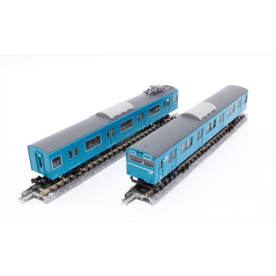 グリーンマックス Nゲージ JR103系(阪和線・HK603編成)6両編成セット(動力付き) 鉄道模型 50610