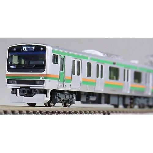 KATO Nゲージ E231系東海道線・湘南新宿ライン スターターセット 鉄道模型 10-013