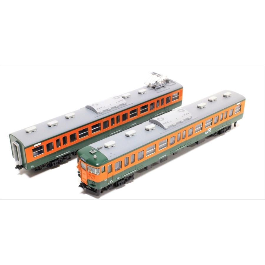 KATO Nゲージ 115系1000番台 湘南色(JR仕様) 7両基本セット 鉄道模型 10-1481