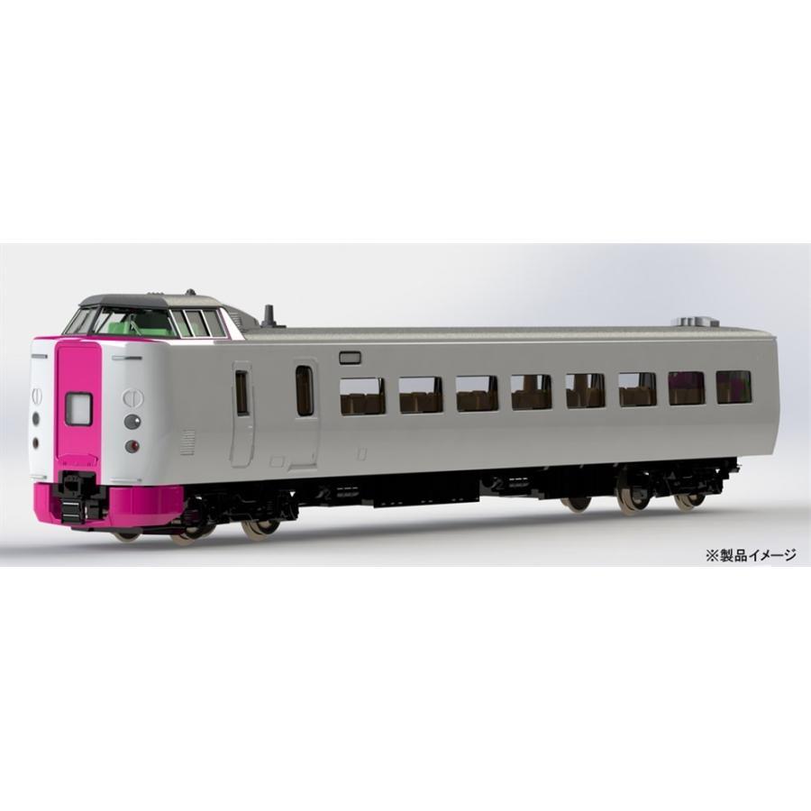 KATO Nゲージ 381系『ゆったりやくも』 (ノーマル編成) 7両セット 鉄道模型 10-1452
