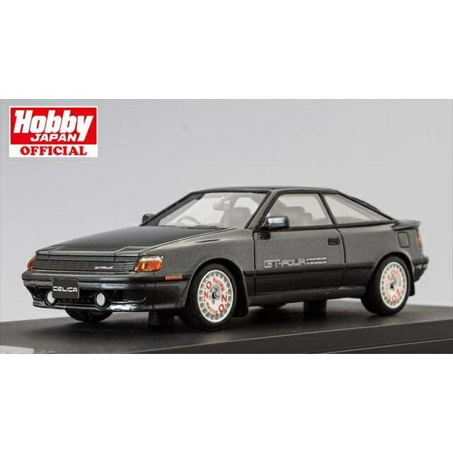 ミニカー マーク43 MARK43 (PM4337SGM) 1/43 トヨタ セリカ GT-FOUR (ST165) 1987 スポーツホイール グレーM