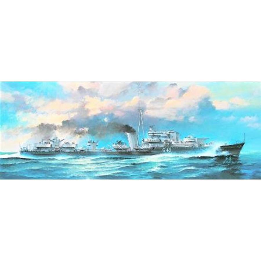 フライホークモデル 1/700 イギリス海軍 駆逐艦 ライブリー 1941年 スケールプラモデル FLYFH1121