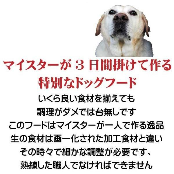 国産 無添加 自然食 健康 こだわり食材  【 愛犬ワンダフル 】 鶏肉タイプ 800g 4個 (3.2kg)セット (小粒・普通粒) 犬用全年齢対応 potitamaya-y 12