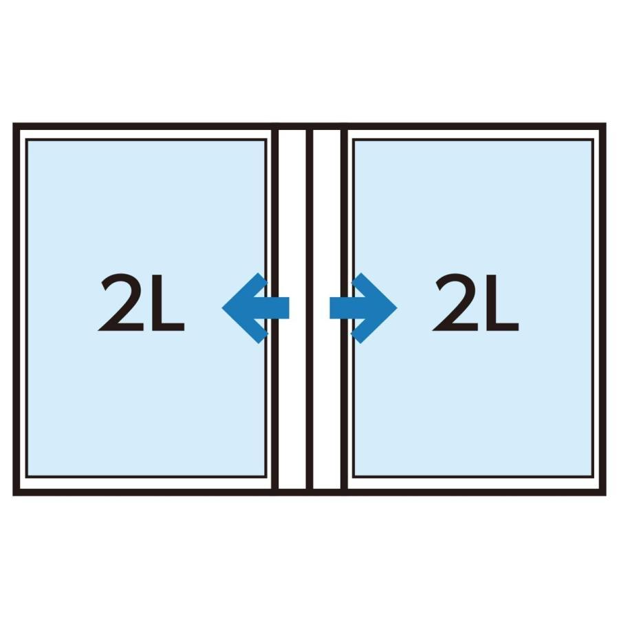 HAKUBA アルバム PポケットアルバムNP 2Lサイズ 20枚 コーヒーブレイク APNP-2L20-CFB|poupelle-mart|05