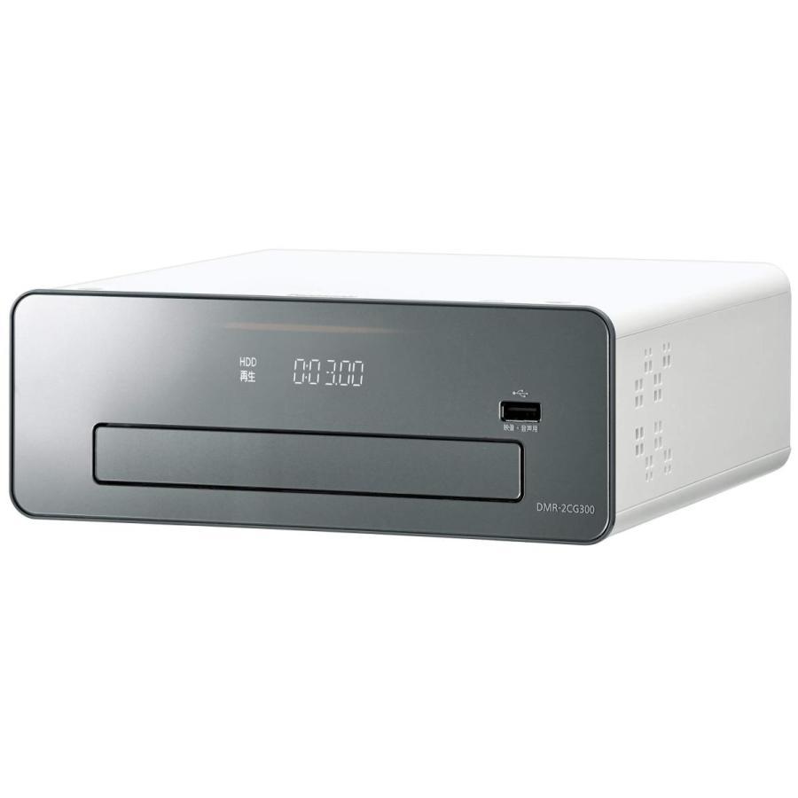 パナソニック 3TB 6チューナー ブルーレイレコーダー 4Kアップコンバート対応 おうちクラウドDIGA DMR-2CG300|pour-moi