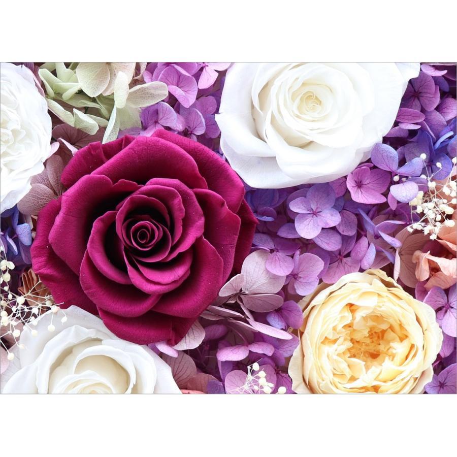 プリザーブドフラワー プレゼント ギフト 「プール トゥジュール」 花|pourvousparis|07