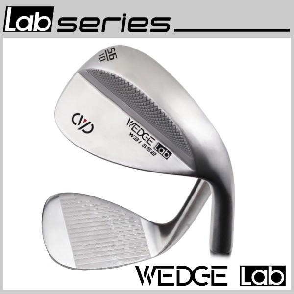 オーセンティックウェッジ 52° 56° 60° ウェッジラボ WEDGE Lab スチールシャフト ウェッジ ラボシリーズ|powerbilt