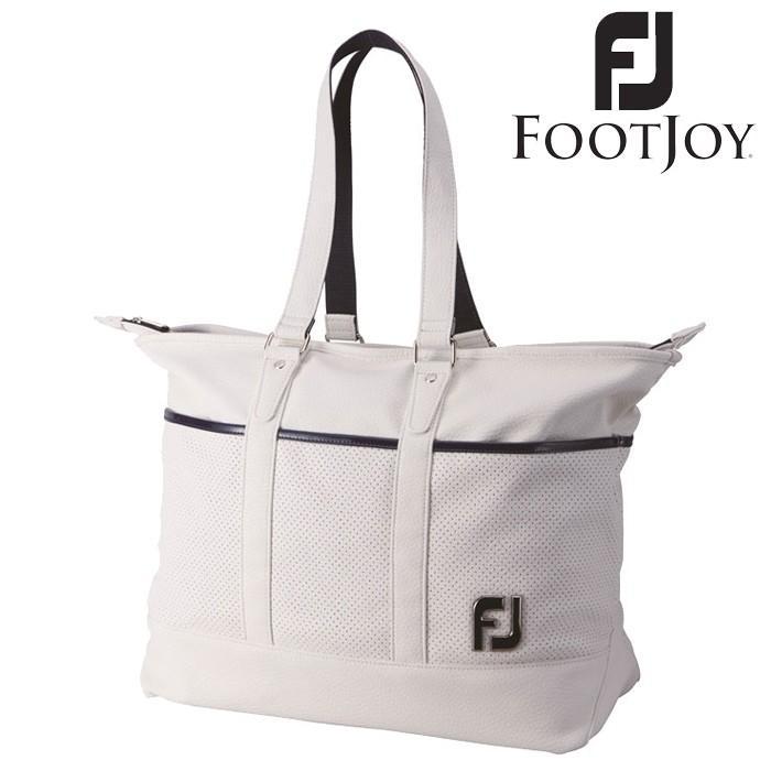 残り、3個限り FJTB1616 FOOTJOY-フットジョイ- スーペリア トートバック バッグ・鞄 ゴルフ用品