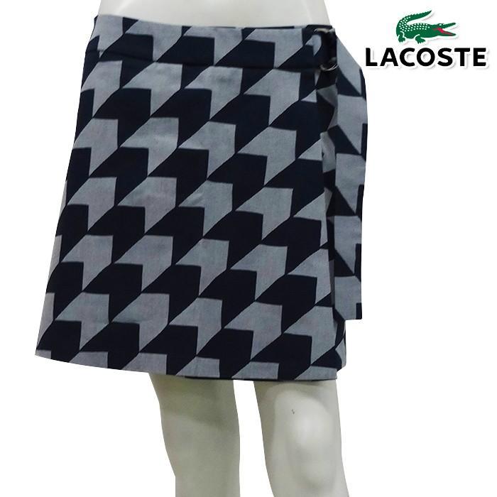 スカート系 JF2473 NEW春夏モデル LACOSTE-ラコステ- LADYS (レディース) 『MADE IN FRANCE』 ギンガムプリ