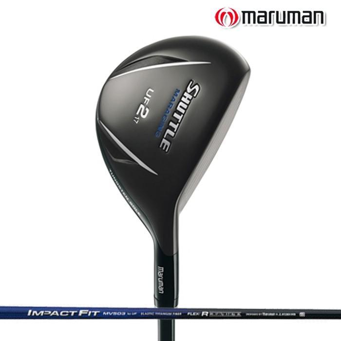 maruman-マルマン- SHUTTLE UTILITY FAIRWAY WOOD UF (メンズ) シャトル フェアウェイウッド ユーエフ ゴルフクラブ