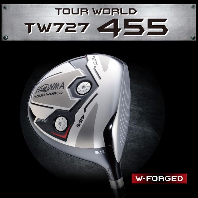 本間ゴルフ TW727