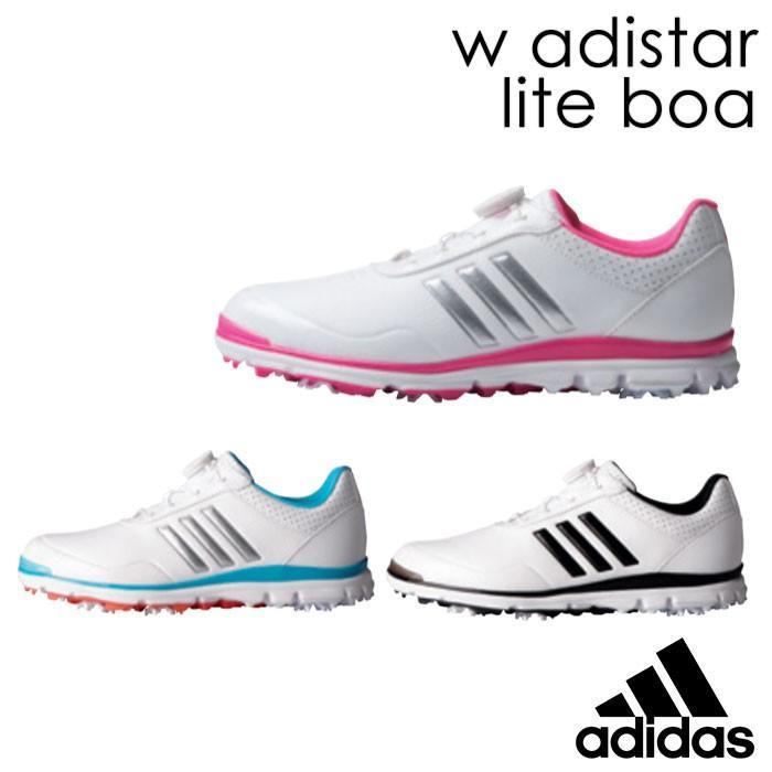 adidas Golf アディダスゴルフ ゴルフシューズ LADYS レディース WI909 NEW春夏モデル W adistar Lite Boa