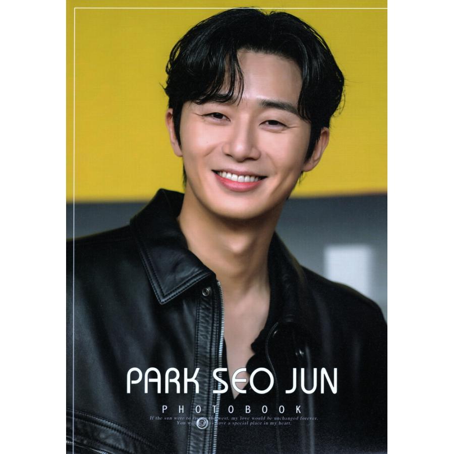 パク・ソジュン PARK SEOJUN パクソジュン グッズ【 写真集 Premium ...
