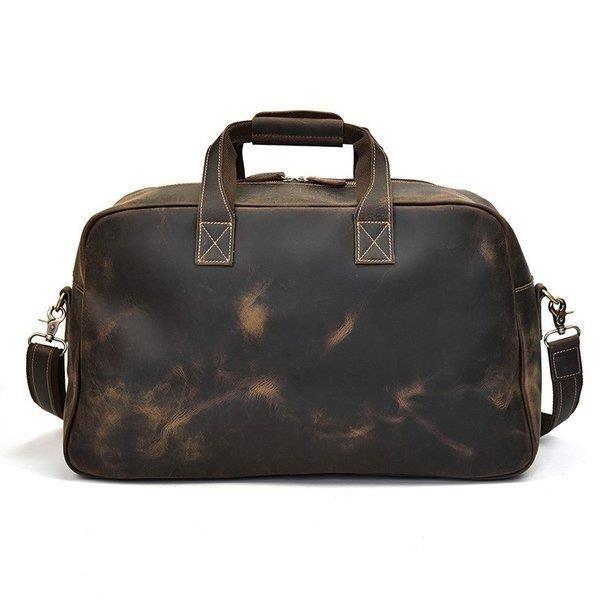 ボストンバッグ 本革 メンズ 牛革 トラベルバッグ 大容量 手提げバッグ 2way 厚みレザー 旅行鞄 自立可 メンズ 本革 トラベルバッグ 出張 旅行 底鋲付き