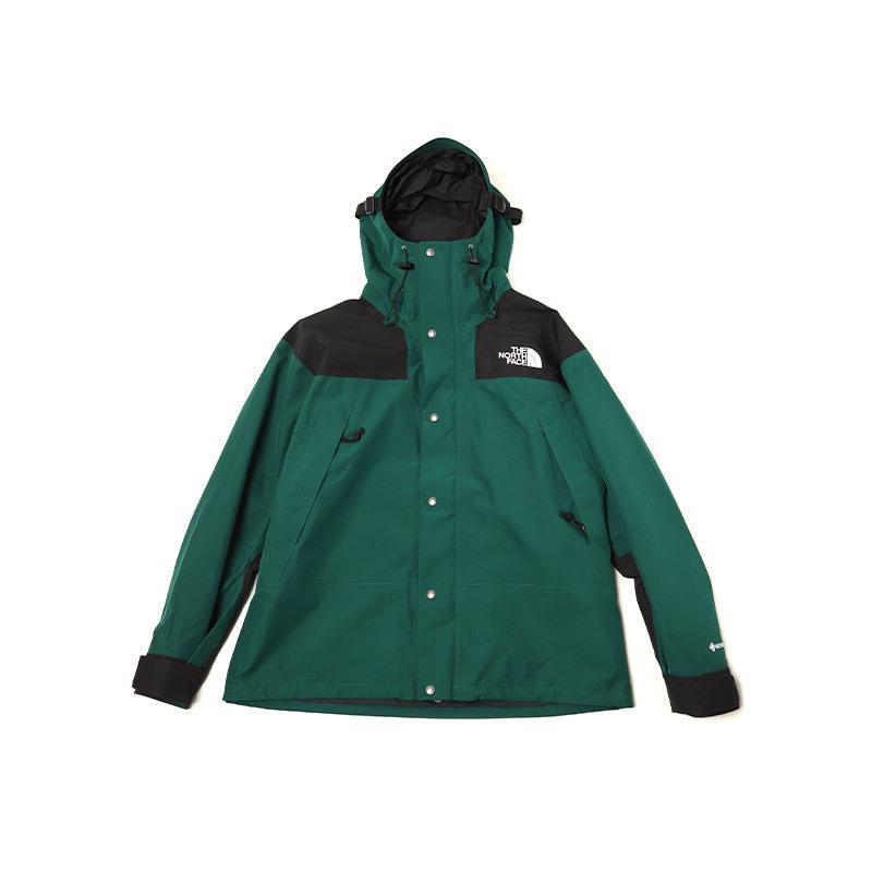 日本未発売 THE NORTH FACE 1990 MOUNTAIN JACKET GTX GREEN × BLACK ザ ノースフェイス ジャケット ( ゴアテックス NFOA3XEJN3P )|precious-place|05