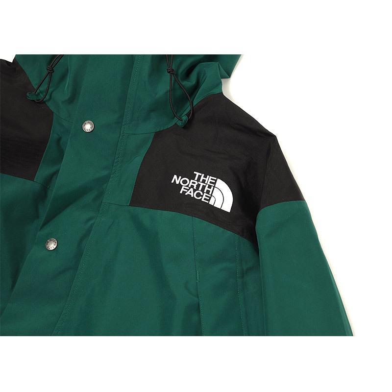 日本未発売 THE NORTH FACE 1990 MOUNTAIN JACKET GTX GREEN × BLACK ザ ノースフェイス ジャケット ( ゴアテックス NFOA3XEJN3P )|precious-place|06