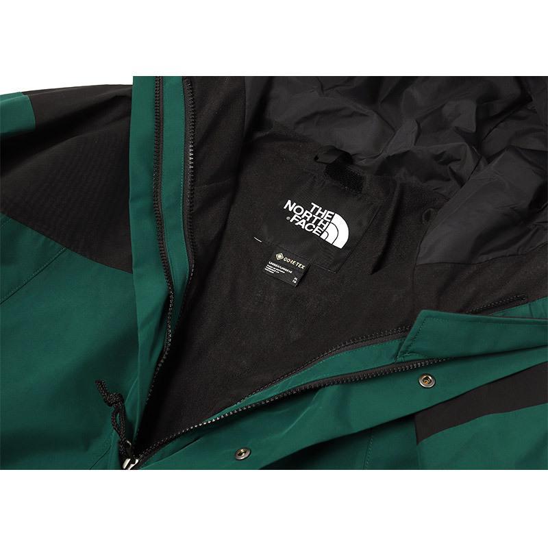 日本未発売 THE NORTH FACE 1990 MOUNTAIN JACKET GTX GREEN × BLACK ザ ノースフェイス ジャケット ( ゴアテックス NFOA3XEJN3P )|precious-place|07