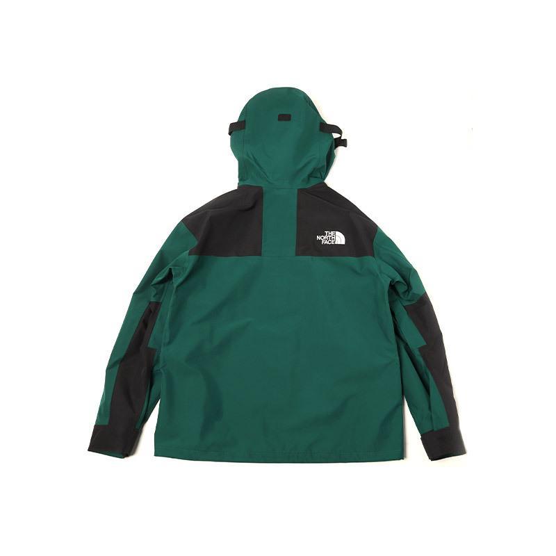 日本未発売 THE NORTH FACE 1990 MOUNTAIN JACKET GTX GREEN × BLACK ザ ノースフェイス ジャケット ( ゴアテックス NFOA3XEJN3P )|precious-place|09