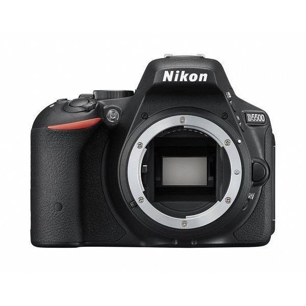 中古 1年保証 美品 Nikon D5500 ボディ ブラック|premierecamera