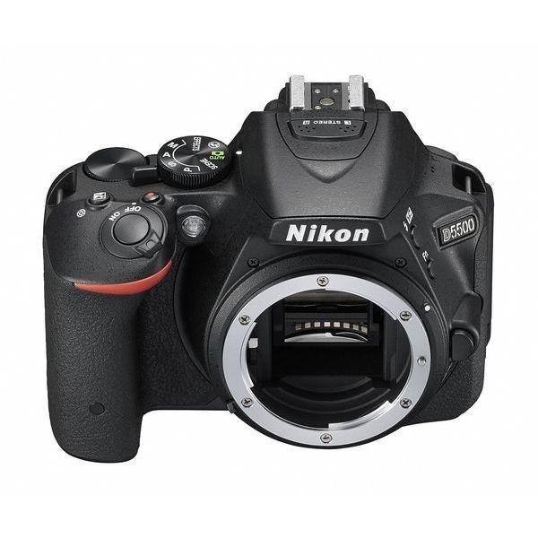 中古 1年保証 美品 Nikon D5500 ボディ ブラック|premierecamera|03