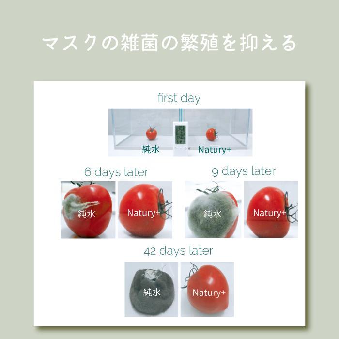 Natury+ ナチュリープラス ボタニカル マスクスプレー 50ml×3本 ノンアルコール 除菌 消臭 抗菌 肌荒れ アロマ 日本製|premium-concierge|13