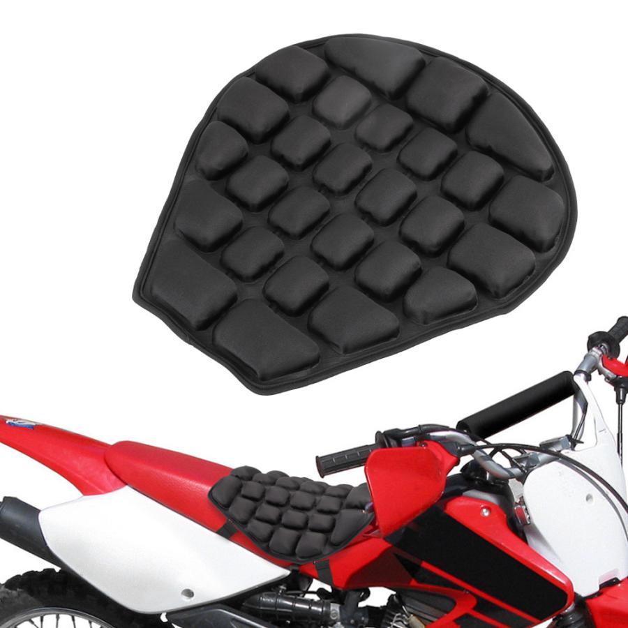 バイク クッション オートバイ インフレータブル 空気パッド クールシート カバー クッション サドル リリーフ シート|premiumgarage|03