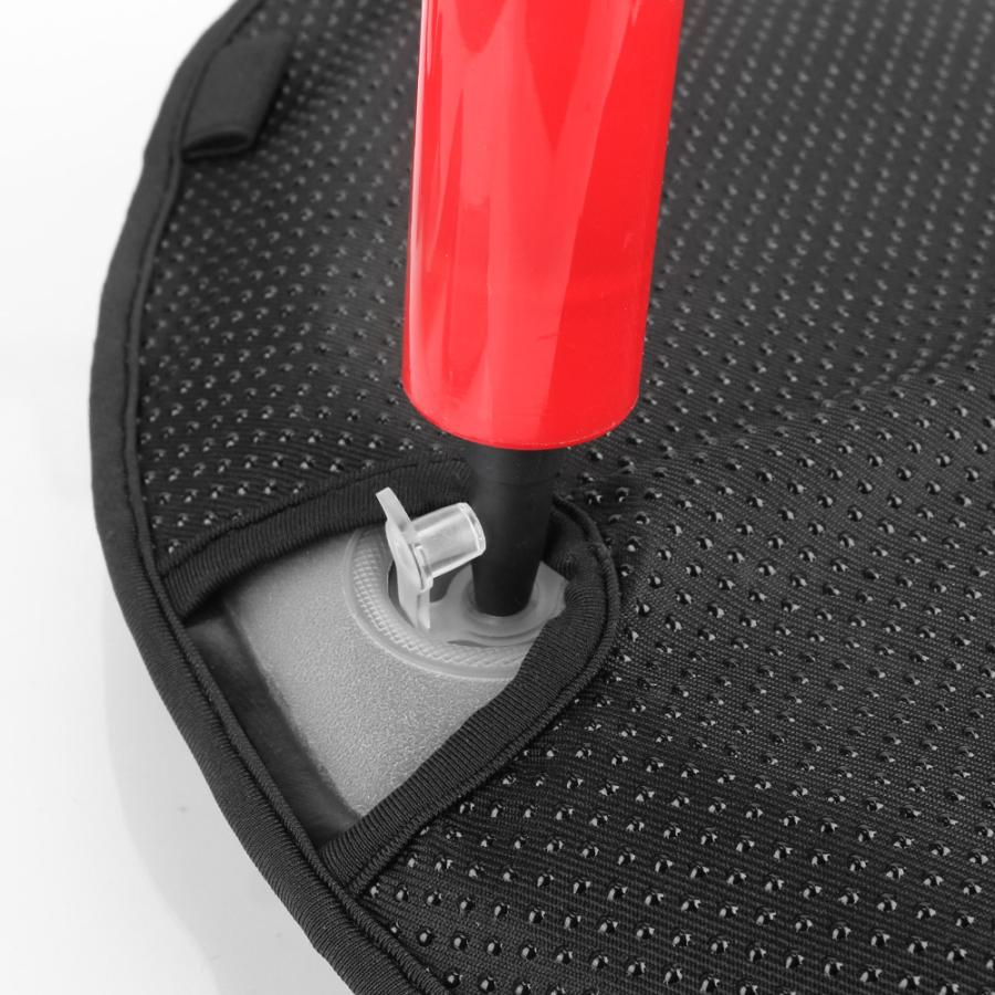 バイク クッション オートバイ インフレータブル 空気パッド クールシート カバー クッション サドル リリーフ シート|premiumgarage|07