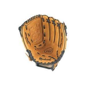 MARKWORT USA 硬式野球グローブ12.75インチ Weave Web G1234・右利き用