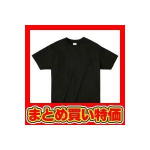 ライトウエイトTシャツ J ブラック (サイズ150) ※セット販売(100点入)