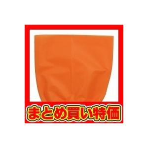 衣装ベース 帽子 オレンジ ※セット販売(200点入)