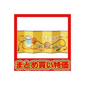 金屏風(六曲)小 ※未完成品(商品画像は作品例となります。) ※セット販売(120点入)