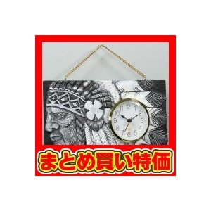 黒彫板 丸型時計かべかざり ※未完成品(商品画像は作品例となります。) ※セット販売(50点入)