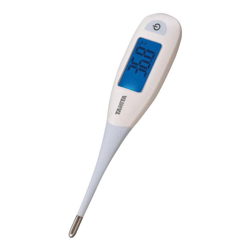 生まれのブランドで 電子体温計 タニタ 単品 (BT-470-BL)-健康管理、計測計