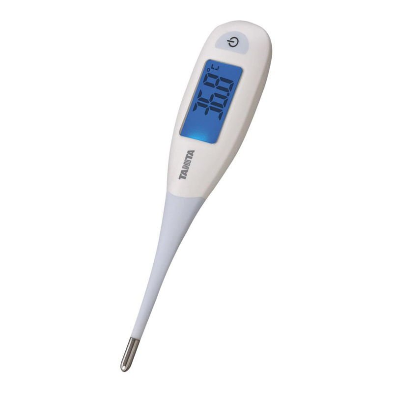 人気商品は タニタ (BT-470-BL) 電子体温計 単品-健康管理、計測計