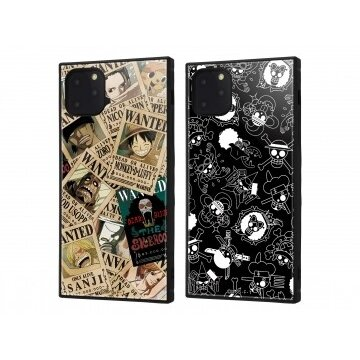 iPhone 11 Pro Max /ワンピース/耐衝撃ハイブリッドケース KAKU /海賊旗マーク prettyw 02