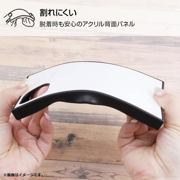 iPhone 11 Pro Max /ワンピース/耐衝撃ハイブリッドケース KAKU /海賊旗マーク prettyw 05