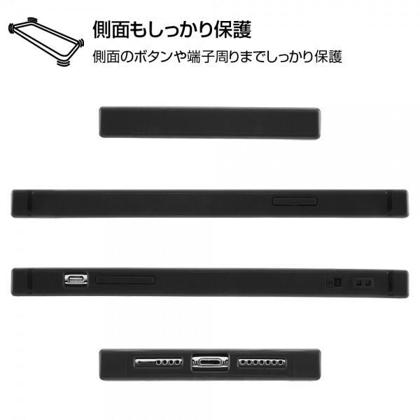 iPhone 11 Pro Max /ワンピース/耐衝撃ハイブリッドケース KAKU /海賊旗マーク prettyw 06