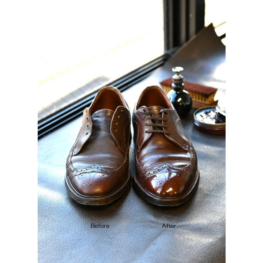 靴用 ワックス サフィールノワール ミラーグロス ハイシャイン 鏡面磨き 靴 靴用 ワックス ポリッシュ 革靴 手入れ 鏡面 75ml 全7色 Saphir Noir primeavenue 04