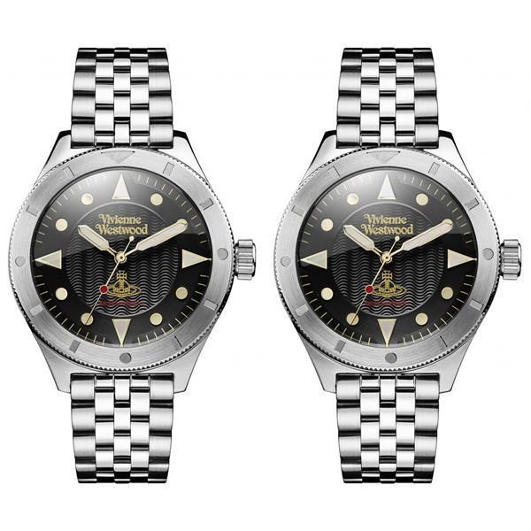 一番の ヴィヴィアン ウエストウッド 時計 ペアウォッチ シルバー 同じサイズセット 腕時計 スミスフィールド シルバー ステンレス ステンレス VV160BKSLVV160BKSL 腕時計, 常陸太田市:19a764e0 --- airmodconsu.dominiotemporario.com