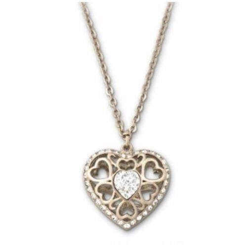 【激安】 ネックレス スワロフスキー Swarovski Tasha Pendant Heart-Shaped Rose Gold Pvd Clear Crystal MIB - 1179800, テンヨーショップ d19970cd