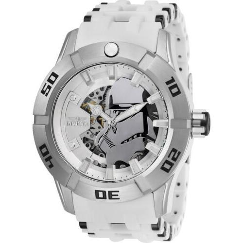 驚きの値段 腕時計 インヴィクタ インビクタ Invicta Star Wars Edition 50mm Quartz Chrono/Auto/Type, Asumiウェディング 9c94b902