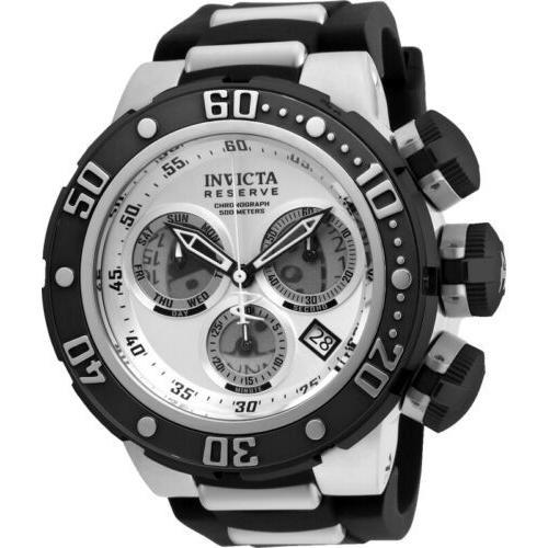 高価値 腕時計 メンズ インヴィクタ インビクタ Invicta 21640 Reserve Subaqua Men's 52mm Stainless Steel Chronograph Grey Dial, タイヤホイール専門店 小西タイヤ dfd18342