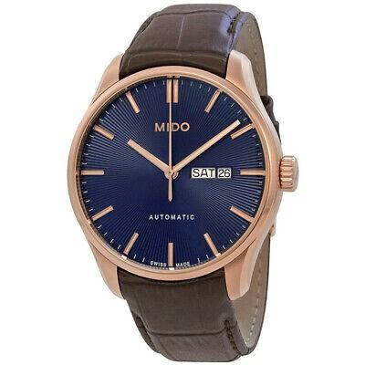 100%の保証 腕時計 ミドー メンズ Mido Men's Belluna II 42.5mm Leather Band Automatic Watch M024.630.36.041.00, 大浦町 9be84a97