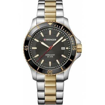 『3年保証』 腕時計 ウェンガー 01.0641.127 メンズ Wenger Men