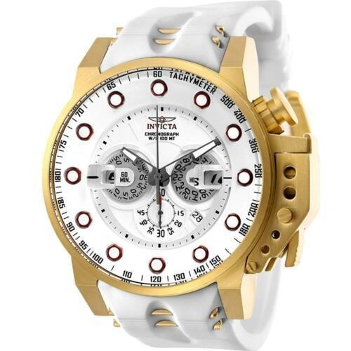 贅沢 腕時計 インヴィクタ インビクタ メンズ Invicta 25274 I-Force Men's 50mm Gold-Tone Stainless Steel Silver Dial Watch, チュウカソン d8395cc0