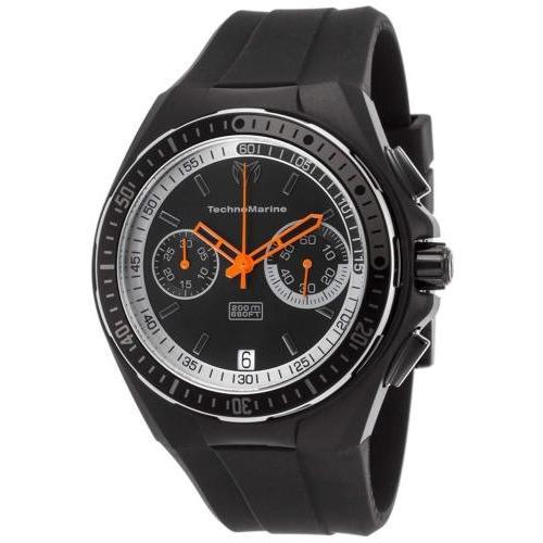 【60%OFF】 腕時計 テクノマリーン メンズ Technomarine TM-115331 Cruise Men's 46.5mm Stainless Steel Black Grey Dial Watch, モダンアート 絵画 版画 の画廊 79a87180