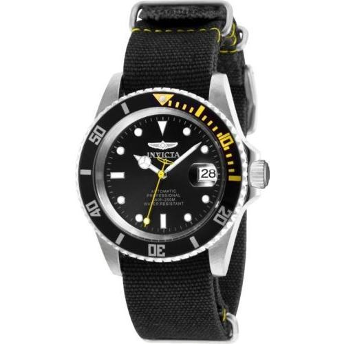 希少 黒入荷! 腕時計 インヴィクタ インビクタ メンズ Invicta 27624 Pro Diver Men's 42mm Automatic Stainless Steel Black Dial Watch, フジサキマチ 18a420cd