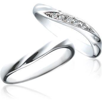 新しい到着 結婚指輪(マリッジリング)ユキコハナイ YUKIKO HANAI HANAI YH-526L【写真右】 浮花, ヨウカイチバシ:13c62b7c --- airmodconsu.dominiotemporario.com